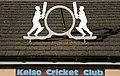 Kelso Cricket Club sign - geograph.org.uk - 1542447.jpg