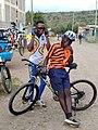 Kevin & Craig biking to Kisumu.jpg