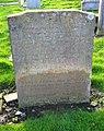 Kilpatrick of Milmannoch gravestone, Coylton old parish church, South Ayrshire.jpg