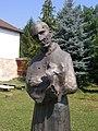 Kip sv. Frane u klaustru samostana u Gučoj Gori (3) - panoramio.jpg
