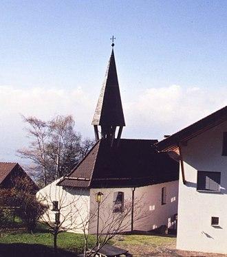 Planken - Image: Kirche Planken