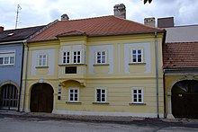 Joseph Joachims Geburtshaus in Kittsee (2012) (Quelle: Wikimedia)