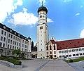 Kloster Ursberg Kirchplatz.jpg