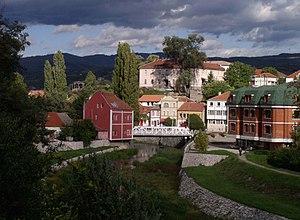 Knjaževac - Image: Knjazevac 1, Zavičajni muzej Knjaževac