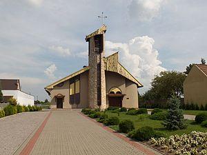 Pyrzowice - Church