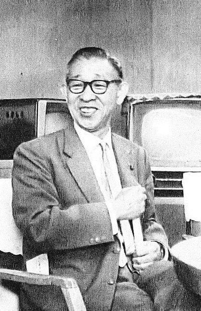 松下 幸之助(まつした こうのすけ)Konosuke Matsushita Wikipediaより