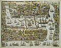 Konstantinos Kaldis - View of Constantinople - 1851.jpg