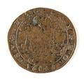 Kopparmynt, Spanien, 1648 - Skoklosters slott - 109780.tif