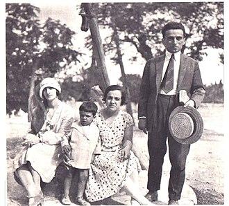 Kostas Karyotakis - Image: Kostas Karyotakis in Preveza