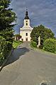 Kostel svatého Jiří, Velké Opatovice, okres Blansko.jpg