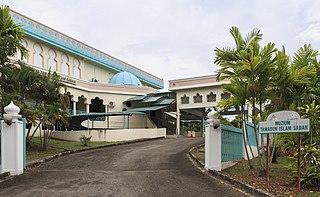 Museum in Kota Kinabalu District, Sabah