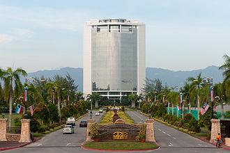 Wisma Innoprise - Image: Kota Kinabalu Sabah Wisma Innoprise 01