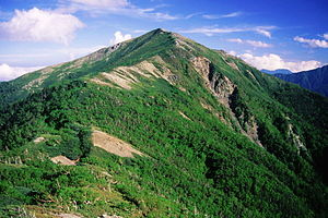 Koumoridake from north 2005 7 15.jpg