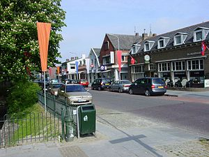 Reimerswaal (municipality) - Krabbendijke town centre