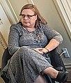 Kristina Busse at Berkeley Center for New Media HTNM 19 Fan Studies Salon (48909120441).jpg