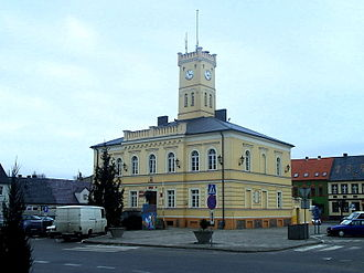 Krobia - The Town hall