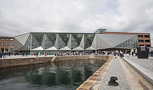 Kulturhavn kronborg opened May 2013.jpg