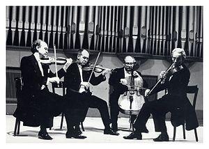 Janáček Quartet - Quarteto Janáček