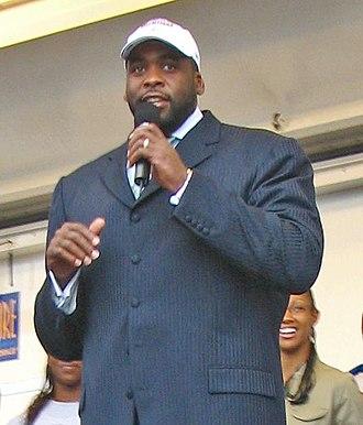 Kwame Kilpatrick - Kilpatrick in 2006