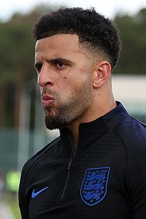 Kyle Walker English association football player