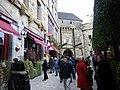 L'entree du mont st michel , rue principale - panoramio.jpg