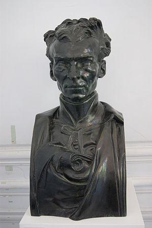 Peter Julian Eymard - Le Père Eymard, by Rodin