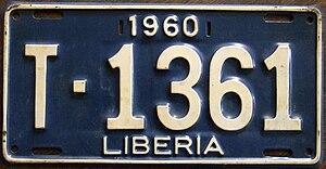 LIBERIA 1960 truck plate.jpg