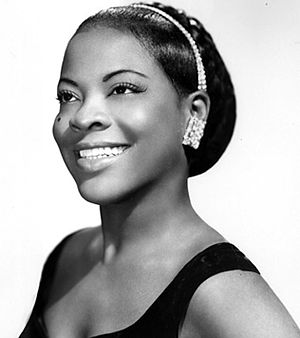 LaVern Baker - Baker in 1956