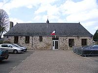 La Bazoge-Montpinçon - Town hall.jpg
