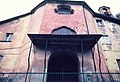 La Cappelletta, 1983, Prima del restauro, Facciata frontale.jpg