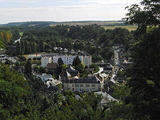 La Chartre-sur-le-Loir Commune in Pays de la Loire, France