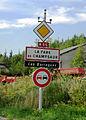 La Fare-en-Champsaur Panneaux.JPG