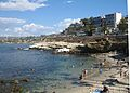 La Jolla Cove from the south.JPG
