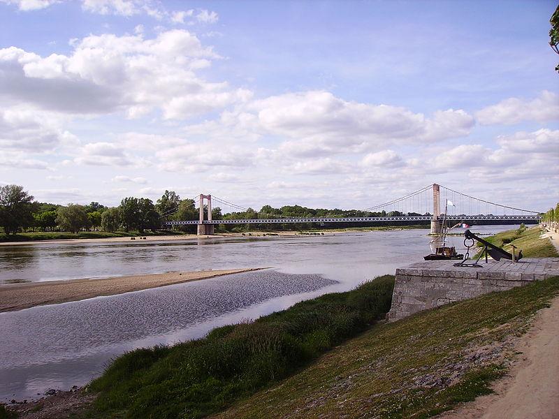 La Loire à Cosne-Cours-sur-Loire