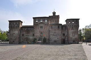 Cento Comune in Emilia-Romagna, Italy