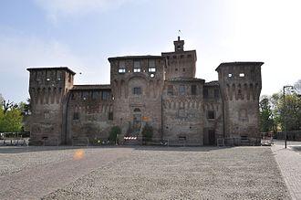 Cento - Castle (Rocca) of Cento.