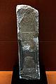 La Serrada (Ares del Maestre) Estela funeraria sIV-IIIaC.JPG