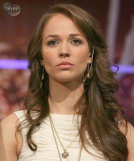 Laisha Wilkins Mexican actress