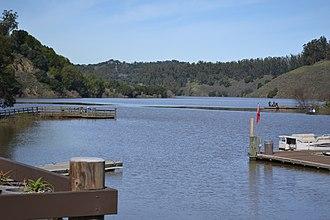 Lake Chabot Regional Park - Image: Lake Chabot Regional Park 7