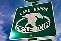 Lake Huron Circle Tour Signage (29870274063).jpg