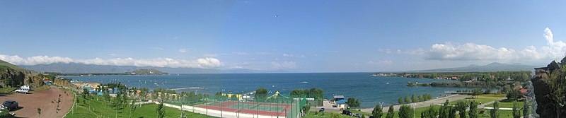 Lake Sevan from Harsnakar.jpg