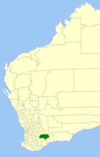 Shire of Lake Grace Local government area in the wheatbelt region of Western Australia