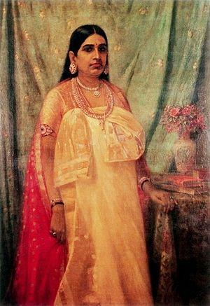 Bharani Thirunal Lakshmi Bayi - Lakshmi Bayi of Travancore