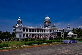 Lalitha Mahal - Lalitha Mahal - Palace to stay for the VIP as well ordinary citizens