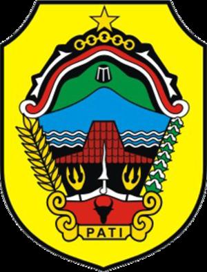 Pati Regency - Image: Lambang Kabupaten Pati