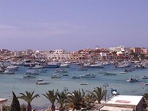 Lampeduza I Linoza Vikipediya