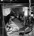 Lancaster bomb aimer WWII IWM CH 9129.jpg