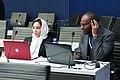 Latifa Sami Hassan Elhakim and Awad Mulah - ITU Workshop - 2018 (43585760991).jpg