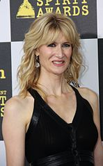 Laura Dern podczas Independent Spirit Awards 2009, 5 marca 2010