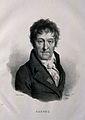 Lazare-Nicolas Marguerite Carnot. Lithograph by J. B. Mauzai Wellcome V0001014.jpg